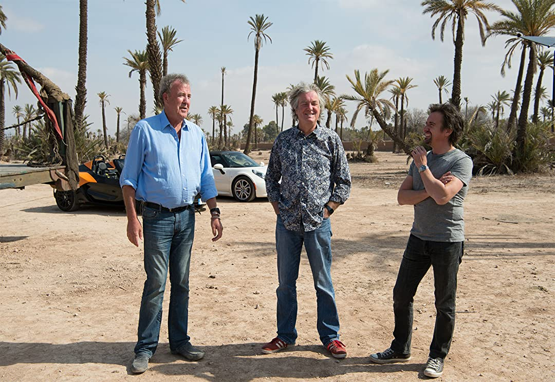The Grand Tour (4K UHD)