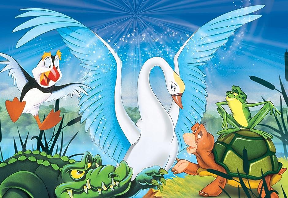 amazon com the swan princess jack palance john cleese steven