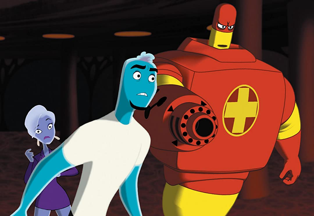 Image result for Osmosis Jones 2001