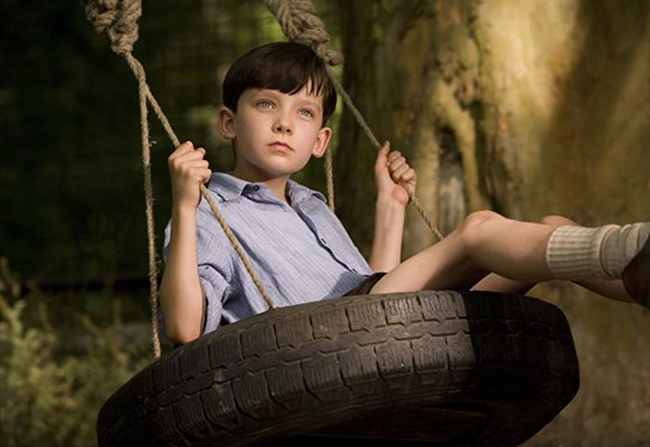 Amazon.com: The Boy In The Striped Pajamas: Asa Butterfield, Jack ...