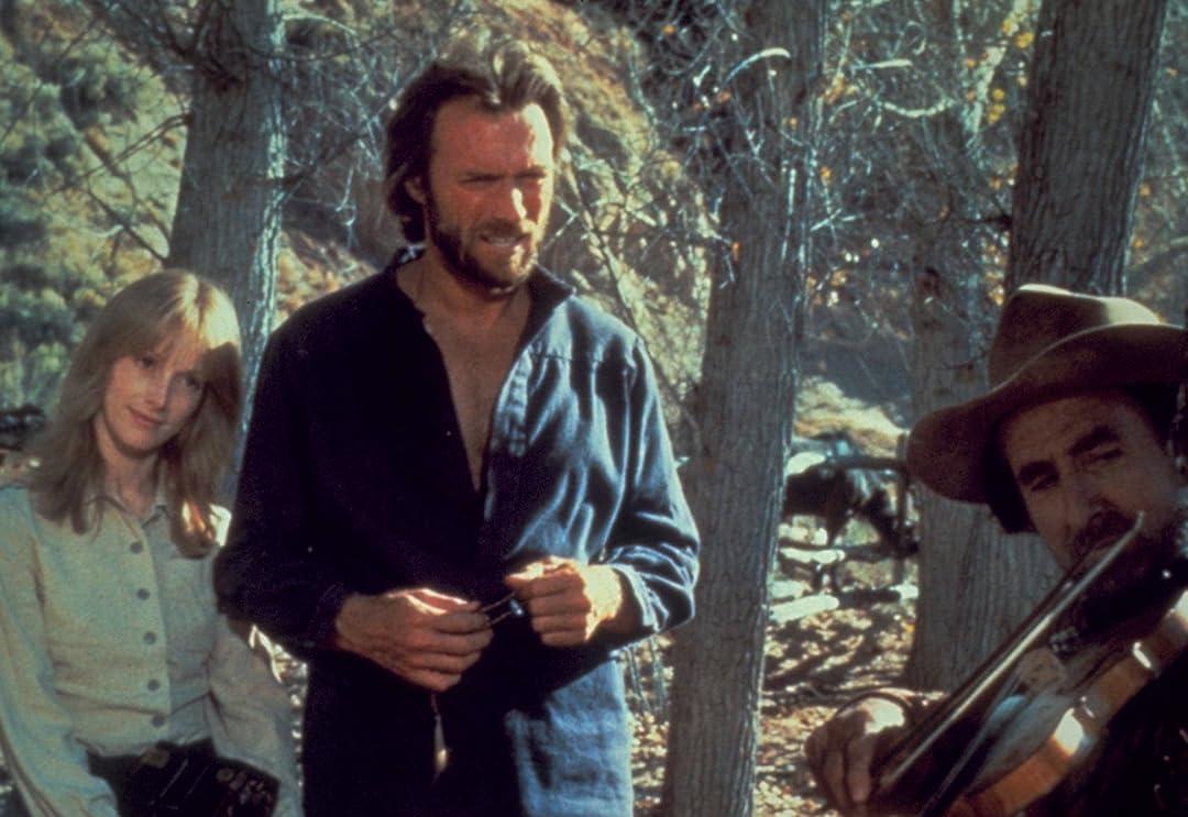 Amazon com: The Outlaw Josey Wales: Clint Eastwood, Sondra