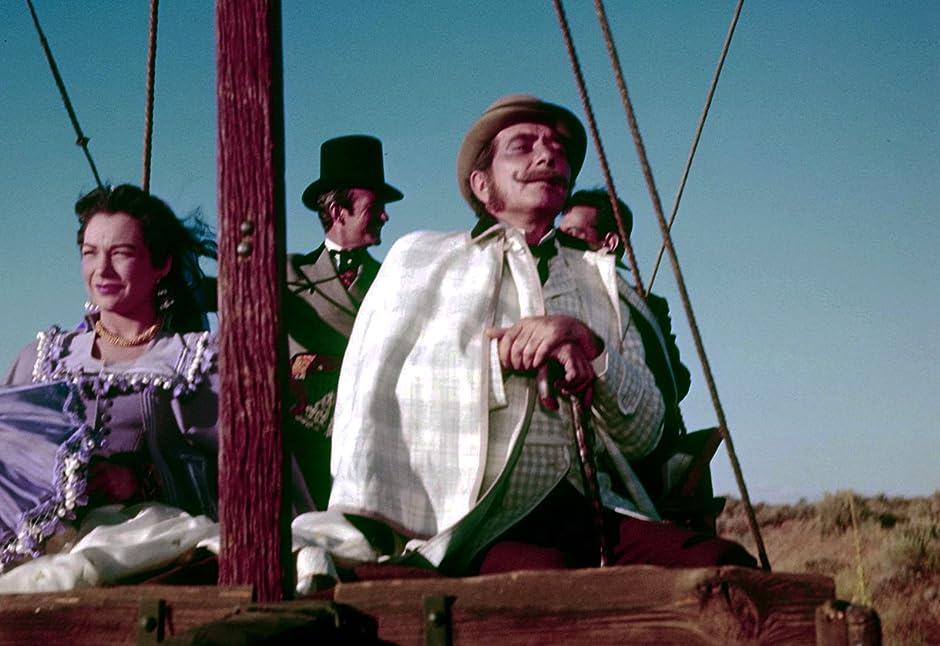 Amazon.com: Around the World in 80 Days (1956): David Niven, Cantinflas, Robert Newton, Shirley MacLaine: Amazon Digital Services LLC
