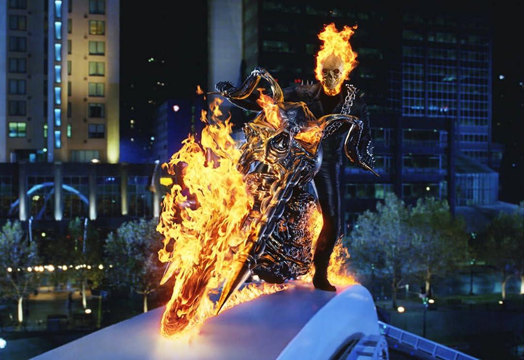 Amazon com: Watch Ghost Rider | Prime Video