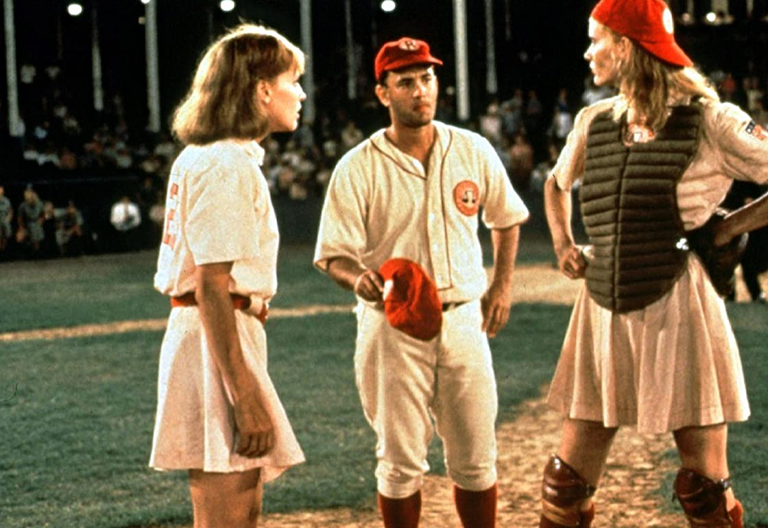 A League Of Their Own on Amazon Prime Instant Video UK
