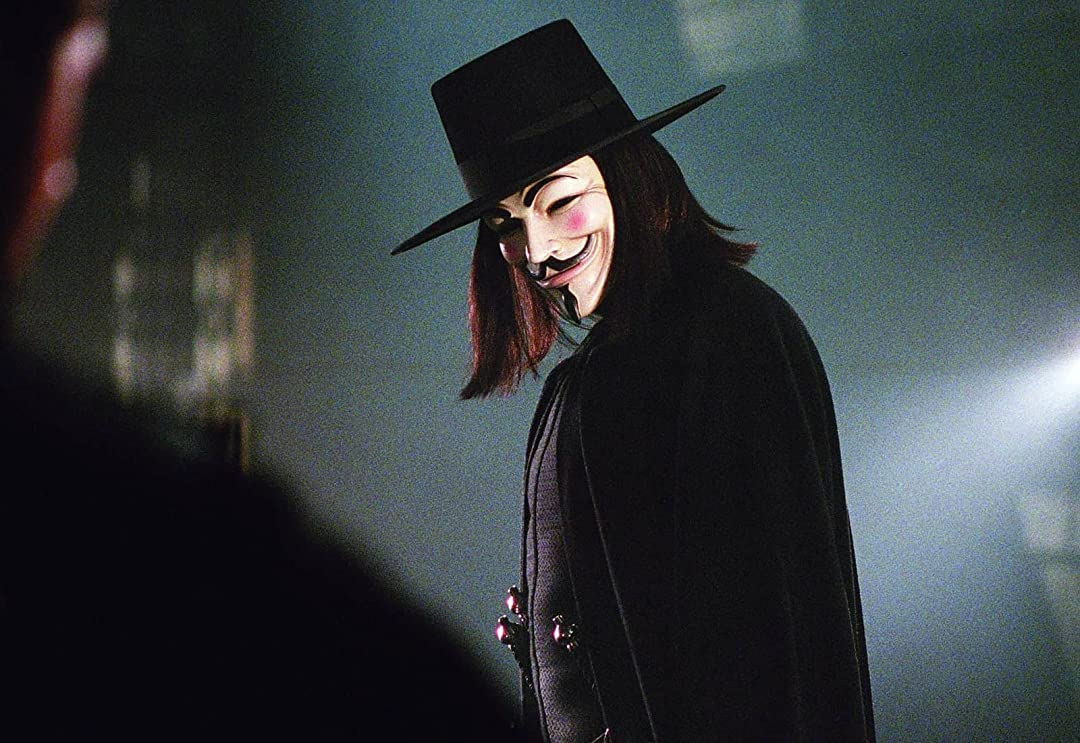 Image result for v for vendetta