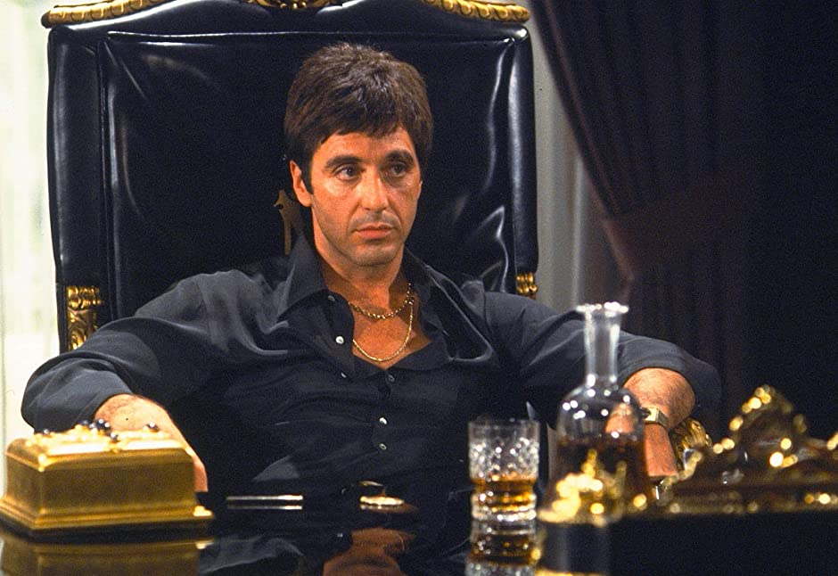 Image result for al pacino scarface