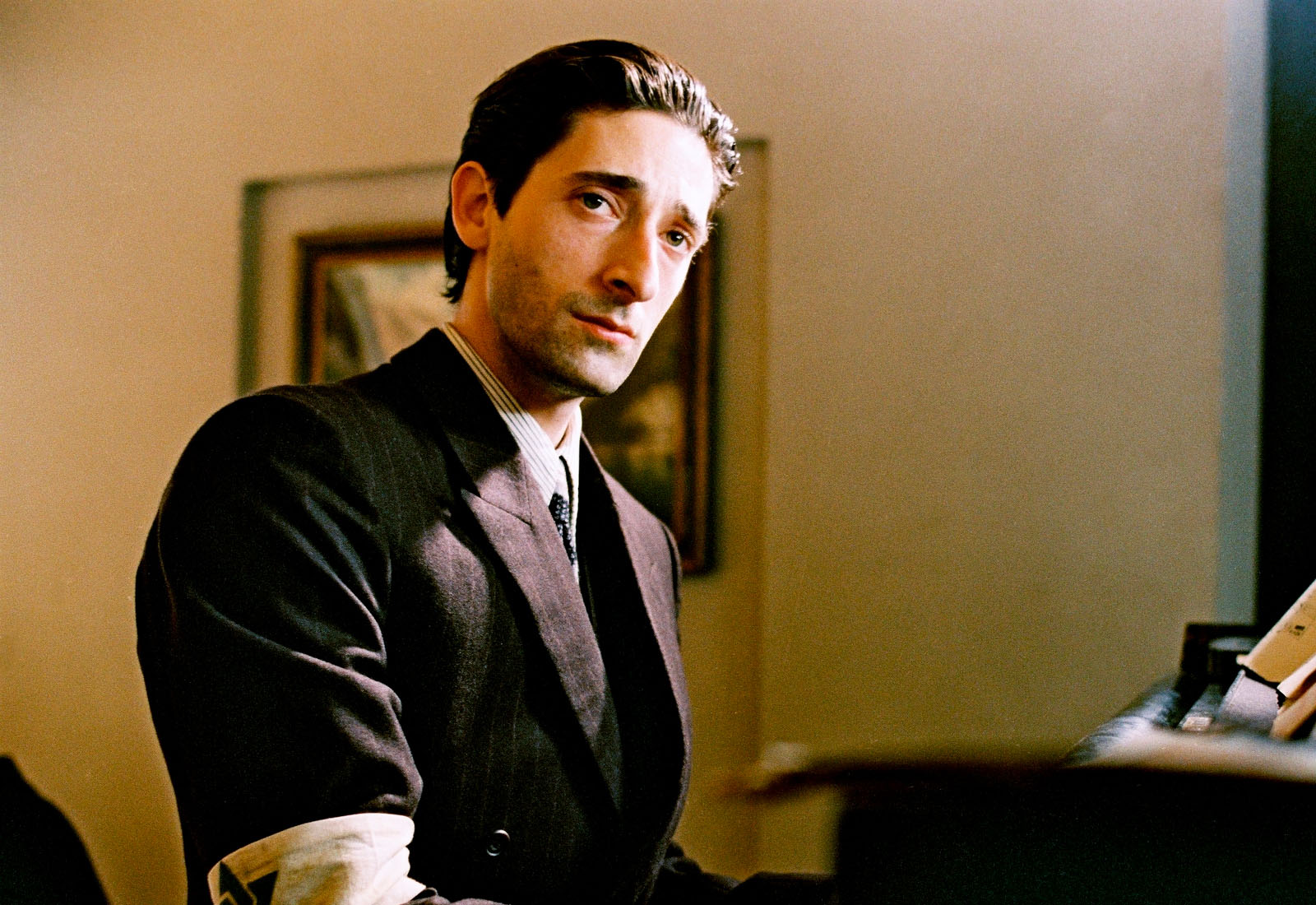 The pianist follows a real life story
