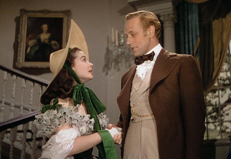 Amazon.com: Gone with the Wind (1939): Clark Gable, Vivien Leigh ...