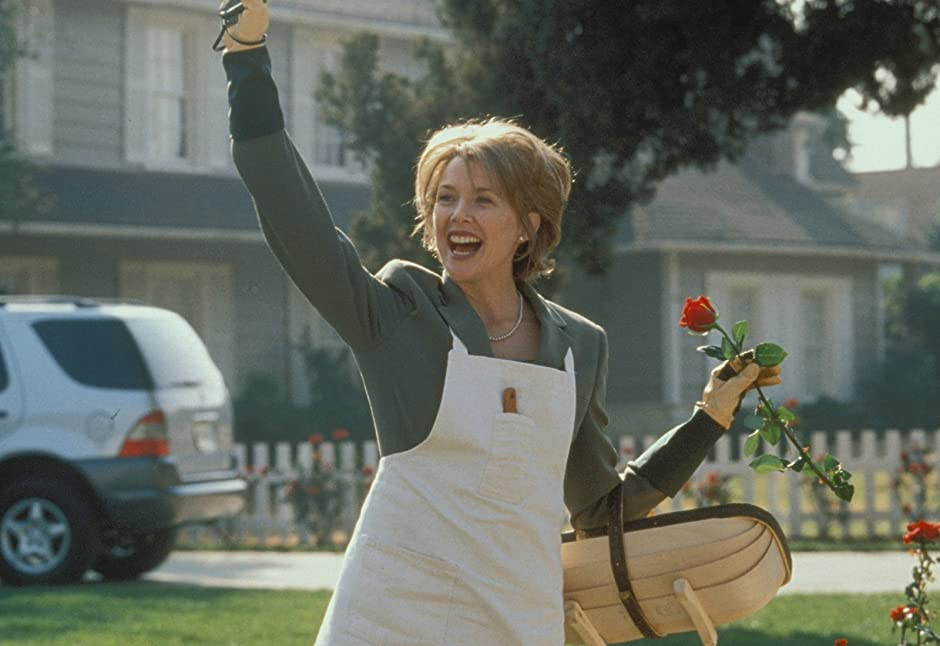 Kevin Spacey American Beauty Fast Food