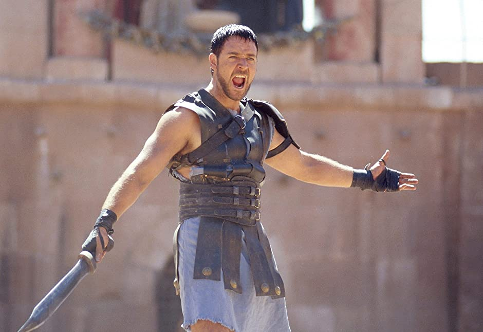 Amazon Com Gladiator Russell Crowe Joaquin Phoenix Connie Nielsen Oliver Reed Amazon Digital Services Llc