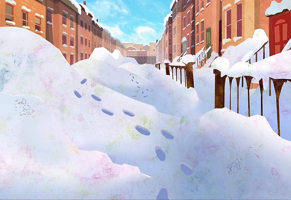 「エズラジャック 雪の日 アニメ」の画像検索結果