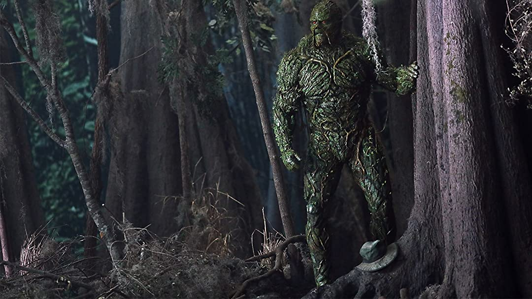 Swamp Thing on Amazon Prime Video UK
