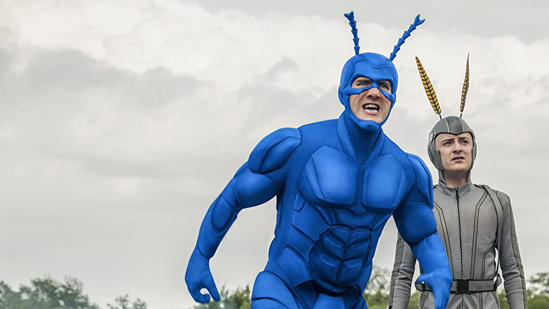 Image result for The Tick tv show