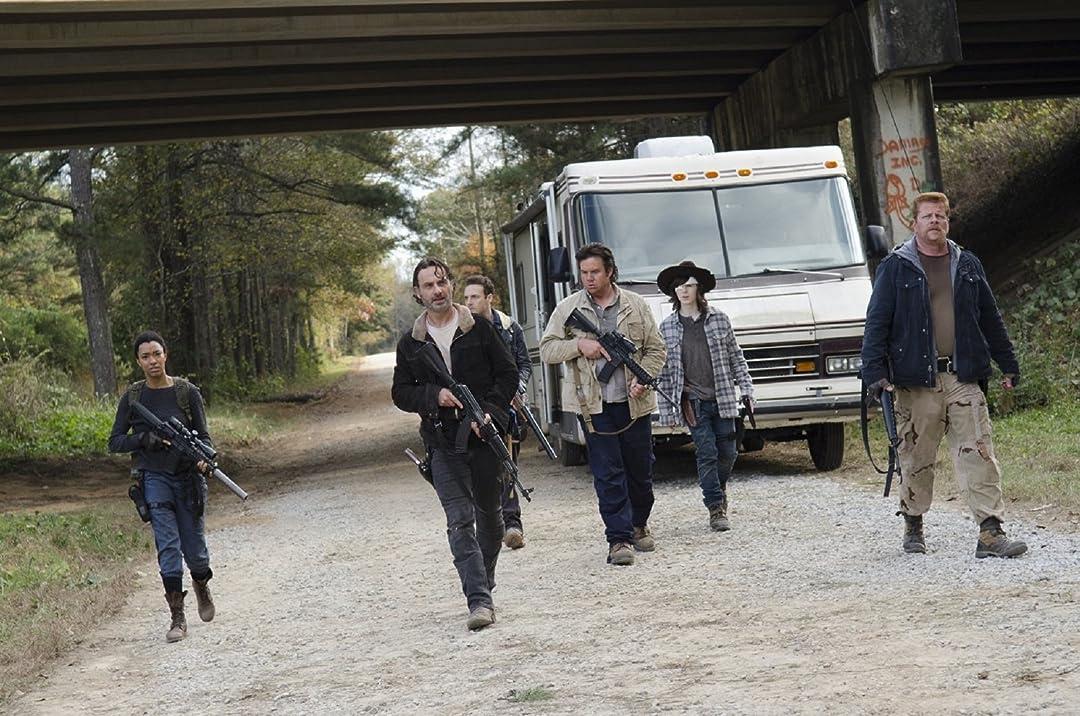 The Walking Dead Staffel 6 Amazon Prime Release