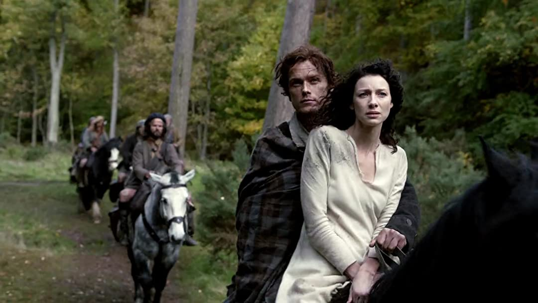 Watch Outlander Season 01 Prime Video