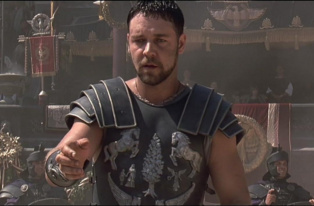 Gladiator on Amazon Prime Video UK