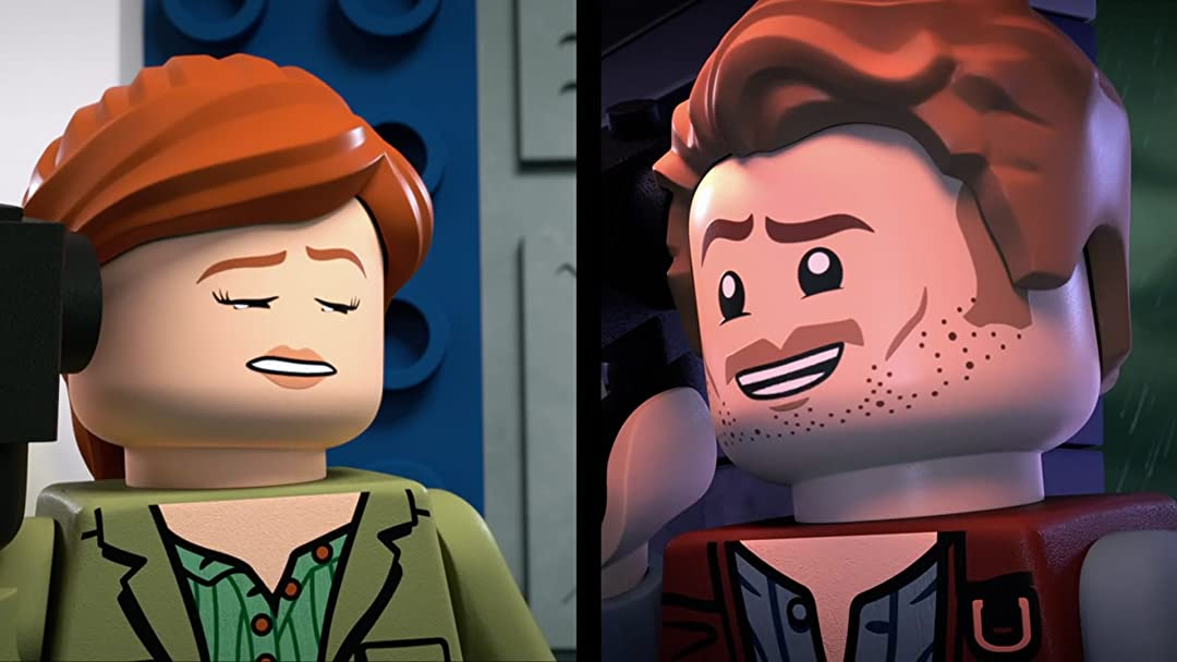 LEGO Jurassic World: The Secret Exhibit Part 1