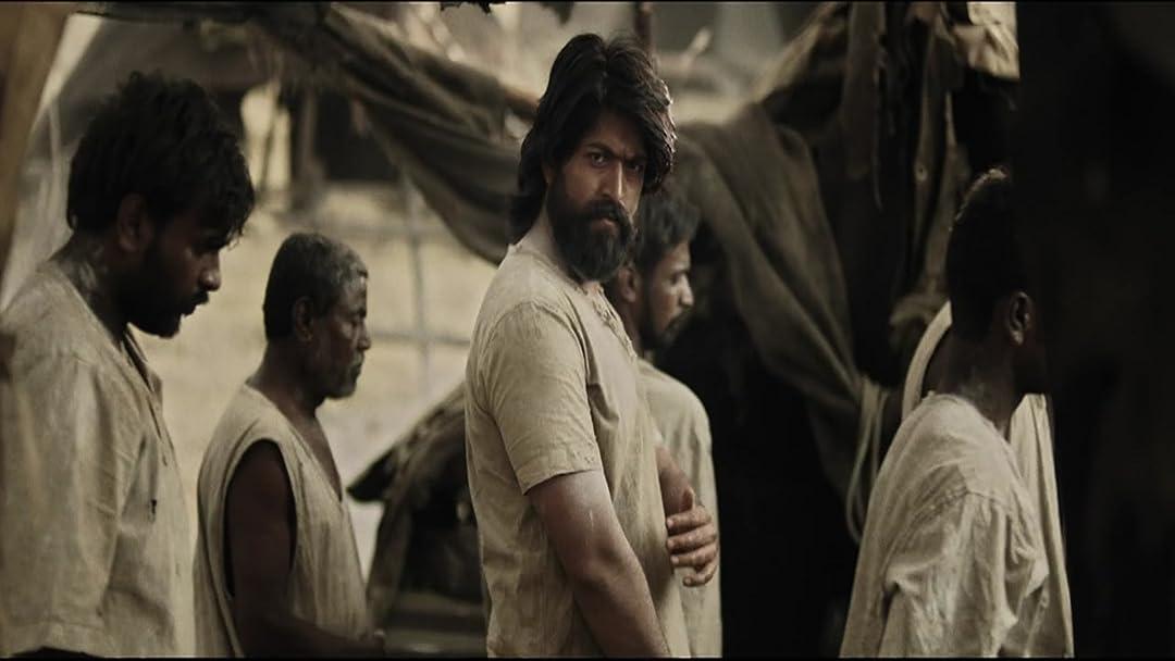Prime Video: K G F: Chapter 1 (Telugu)