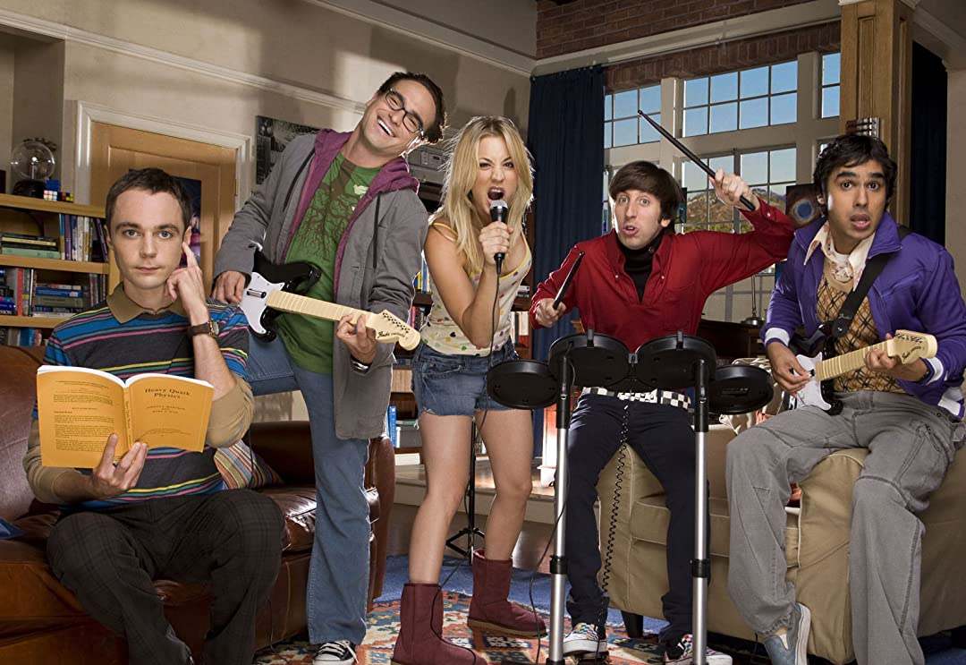 Watch The Big Bang Theory: The Complete Eight Season | Prime Video