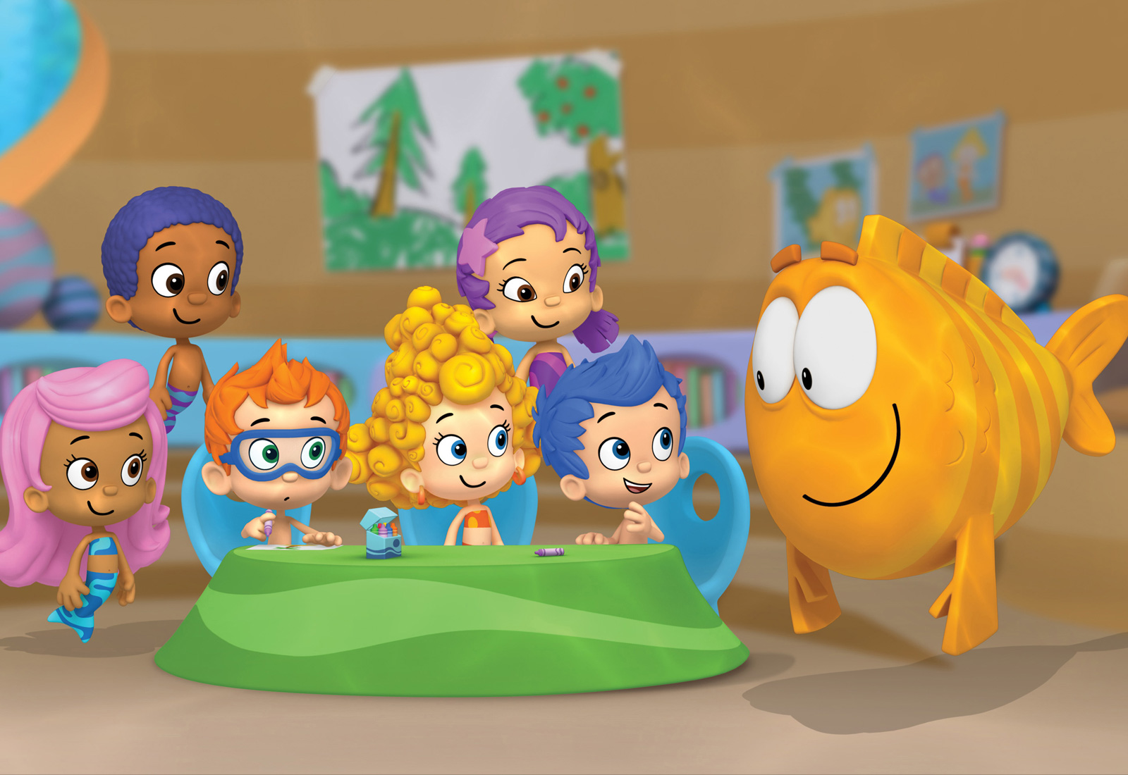 Amazon com: Watch Bubble Guppies Season 4 | Prime Video