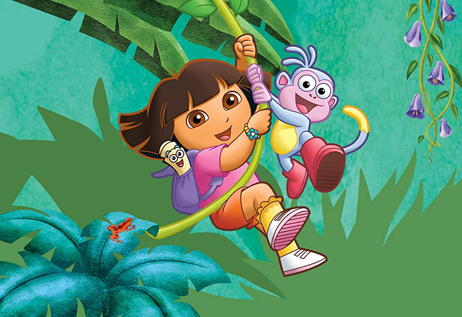 Amazon Dora The Explorer