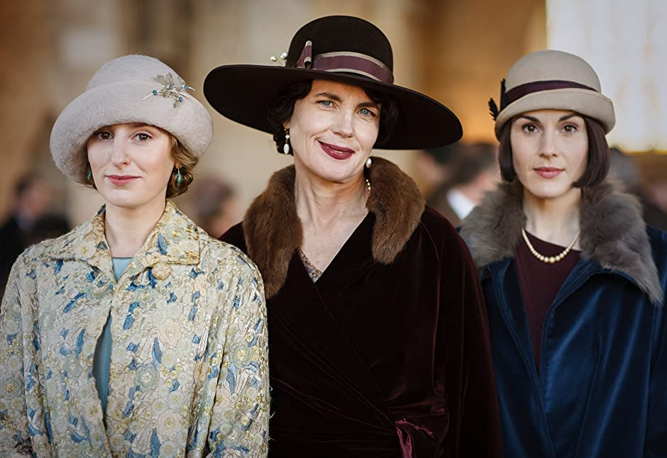 Amazon.com: Downton Abbey Season 4: Hugh Bonneville, Dame Maggie ...