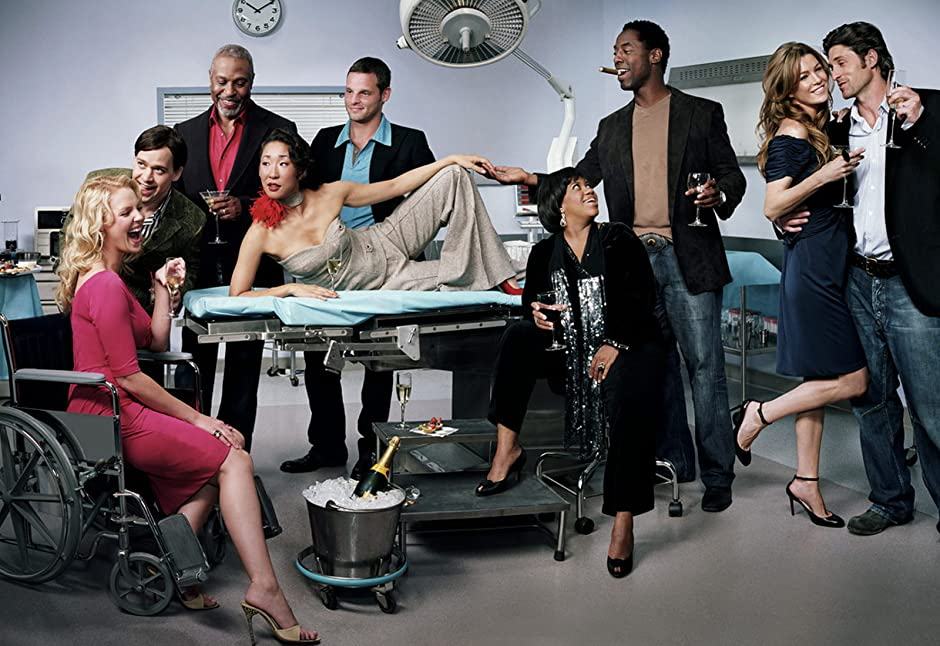 Amazon.com: Grey\'s Anatomy Season 9: Amazon Digital Services LLC