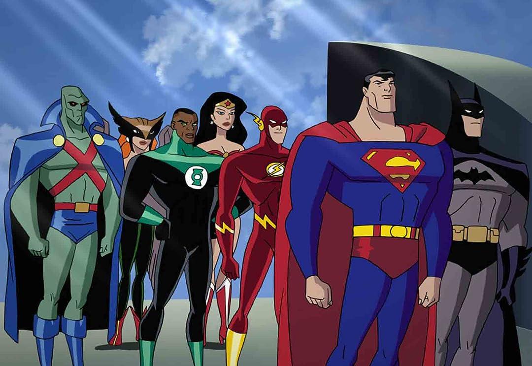 Amazon.com: Watch Justice League Unlimited Season 1 ...