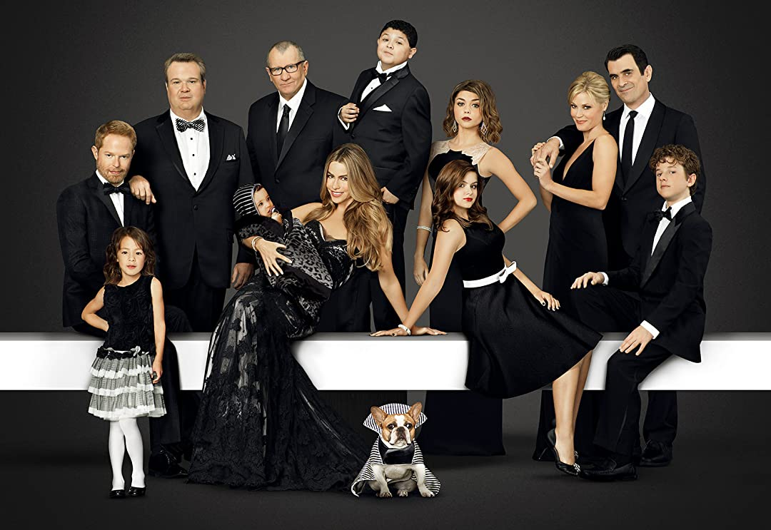 modern family watch series