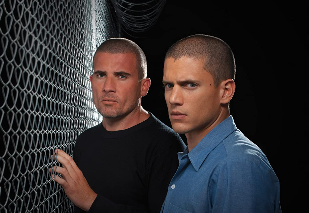 Watch Prison Break Season 1 Prime Video