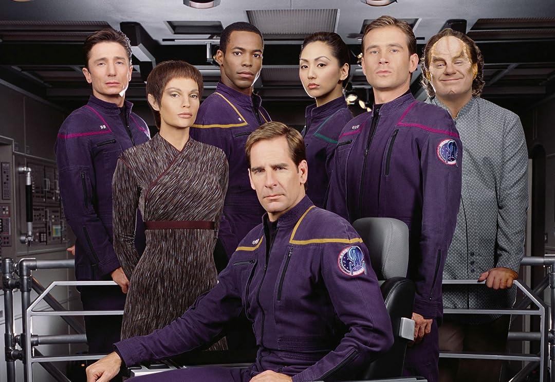 Watch Star Trek Enterprise Season 2 Prime Video