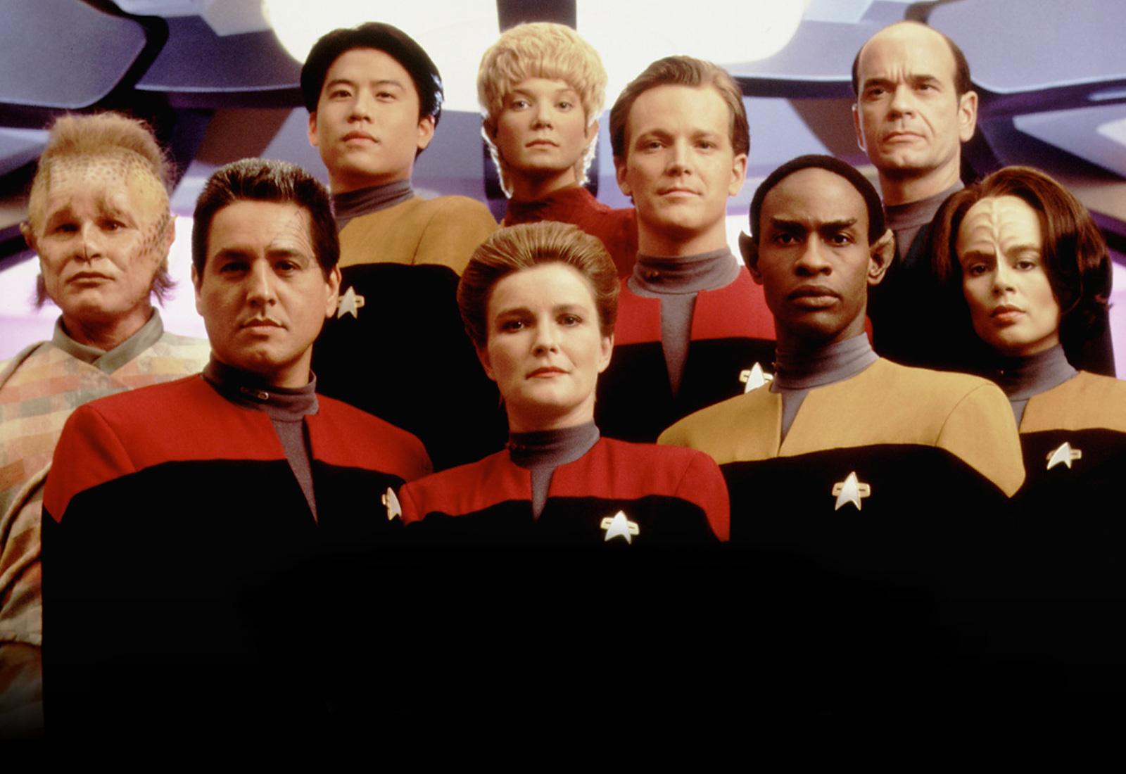 Mens TNG Season 3 Episode 8 Tank Top Star Trek