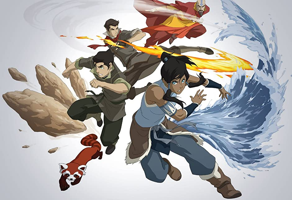 Amazon the legend of korra book 1 amazon digital services llc voltagebd Image collections