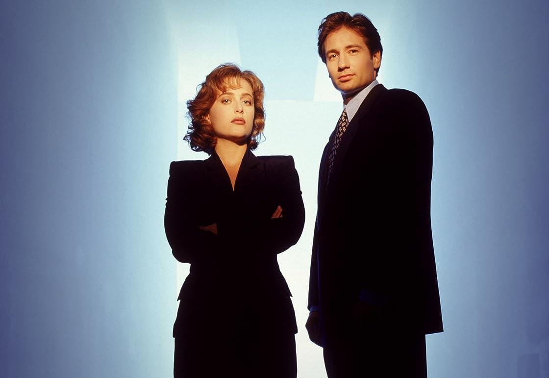 The X-Files on Amazon Prime Video UK