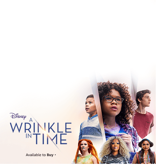 A Wrinkle in Time available to buy