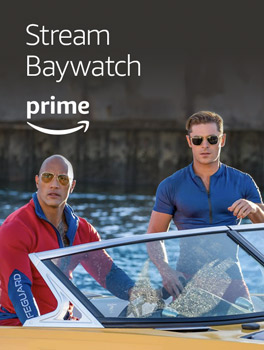 Stream Baywatch, available with your Prime membership on Prime Video