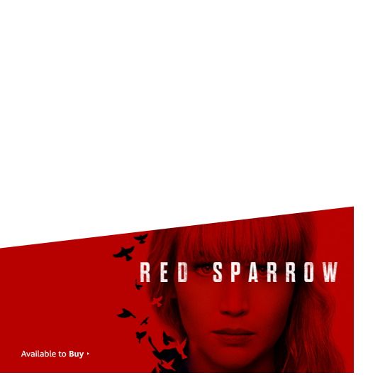 Red Sparrow available to buy