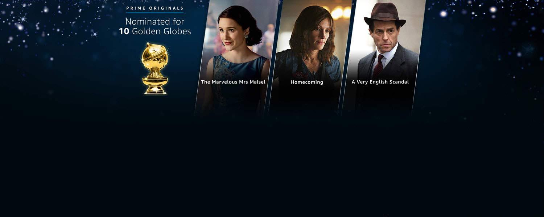 73fa6dbe5b5 Prime Originals nominated for 10 Golden Globe awards