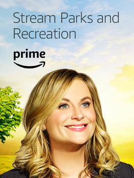 Stream the full series of Parks and Recreation, now available with your Prime membership on Prime Video