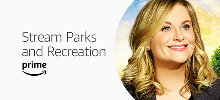 Stream the full series of Parks and Recreation, now availible with your Prime membership on Prime Video
