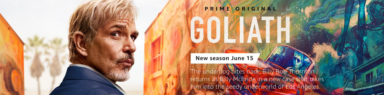 Goliath Season