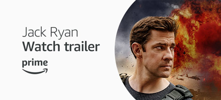 Watch the new trailer for Prime Original Tom Clancy's Jack Ryan, included with your Prime memership