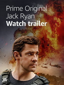 Watch the new trailer for Prime Original Tom Clancy's Jack Ryan, available with your Prime membership on Prime Video