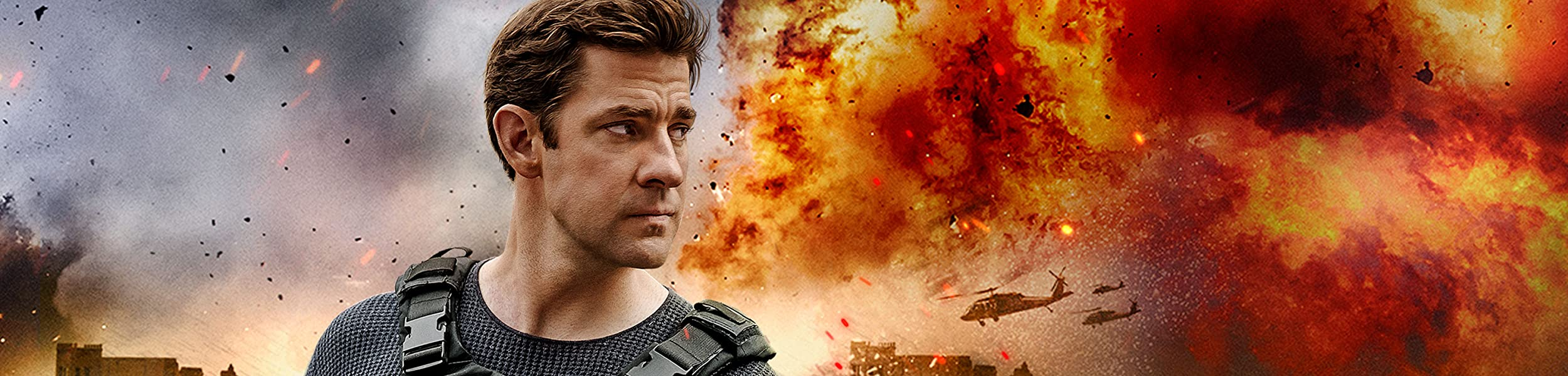 Tom Clancy's Jack Ryan. Coming August 31. Watch on Prime Video.