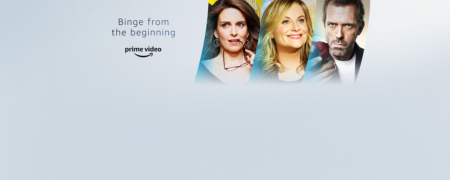 Binge from the beginning, 30 Rock, Parks and Recreation, and House. Watch included with Prime.