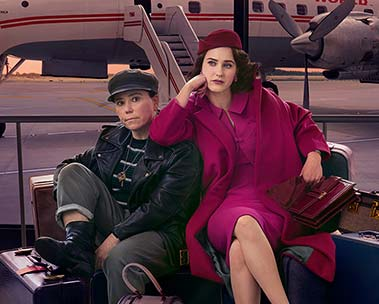 "Get to know ""Mrs. Maisel"""