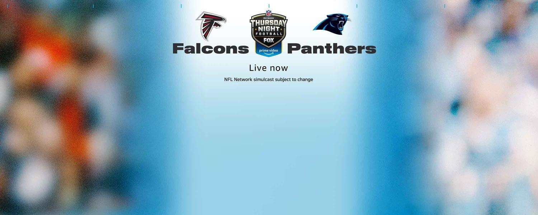 Watch Thursday Night Football on Prime