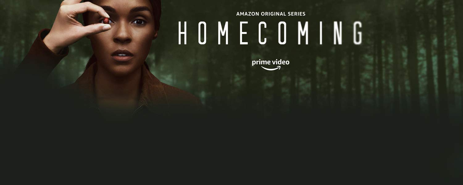 Amazon Original Homecoming now available on Prime Video.