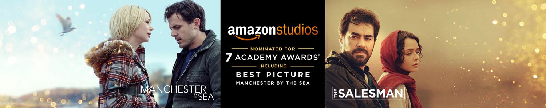Amazon Studios nominated for 7 Academy Awards
