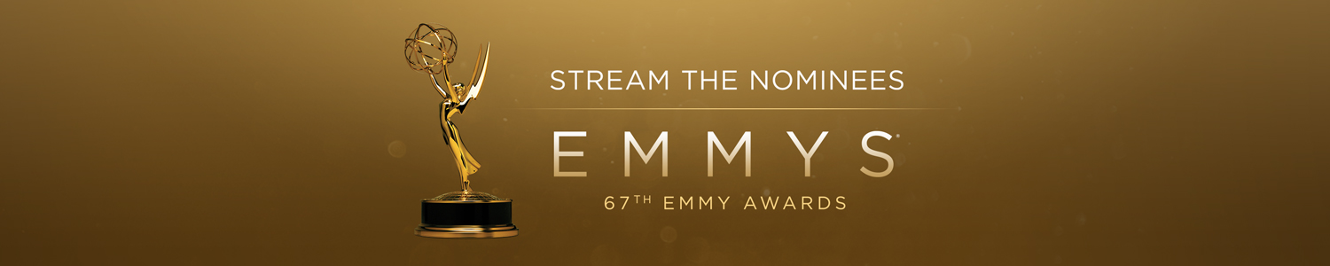 Stream the Emmy Nominees